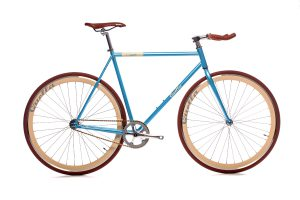 Varsity Collection Cambridge - Light Blue Fixie