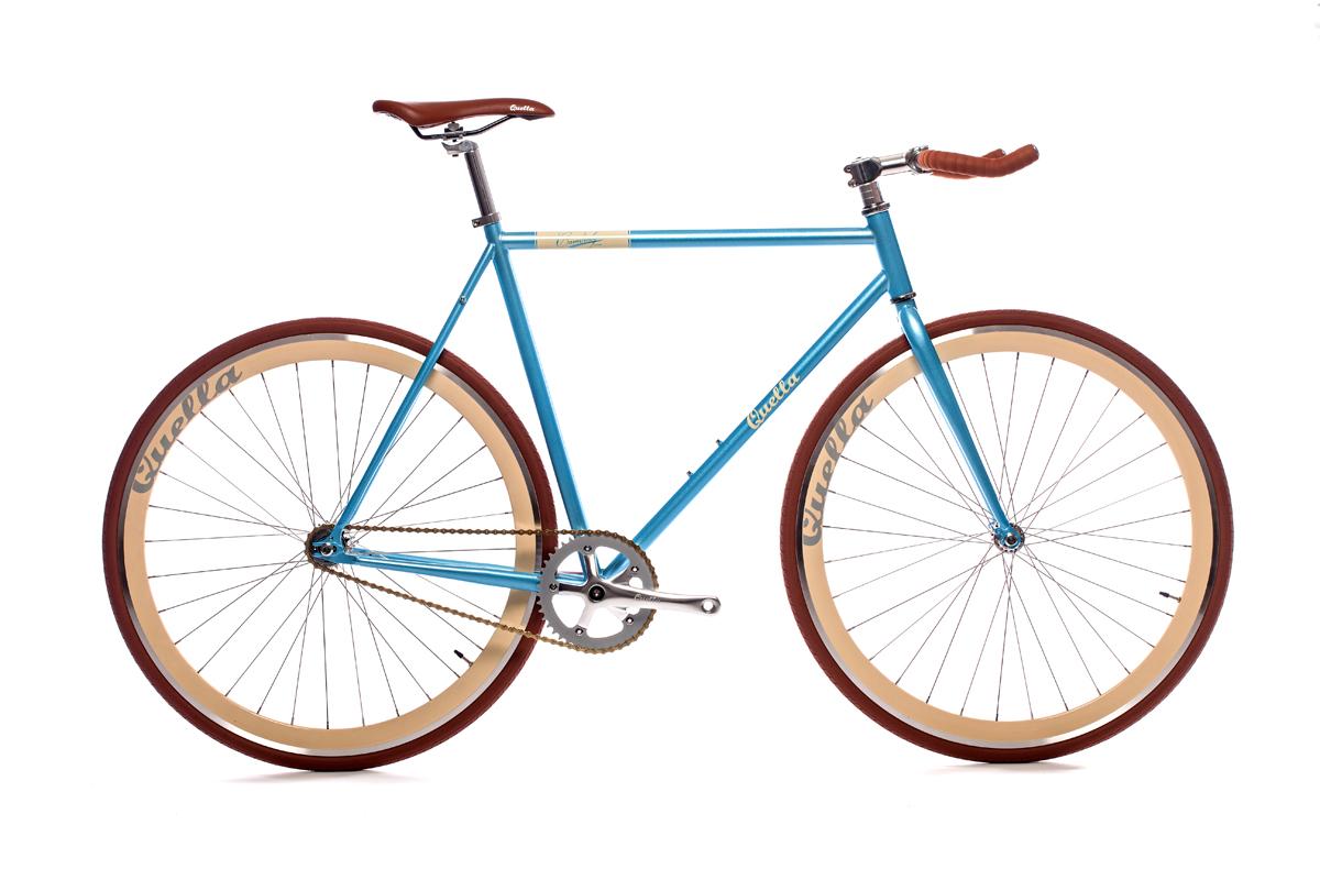Varsity Collection Cambridge – Light Blue Fixie