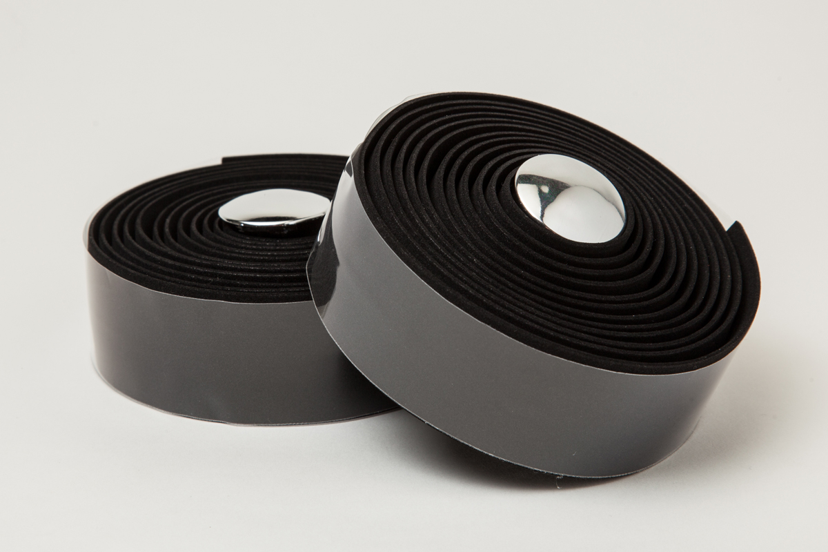 Black Cork Bar Tape
