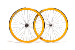 Yellow Wheelset