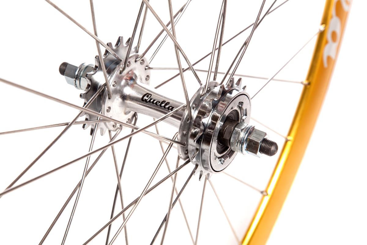 Gold Wheelset