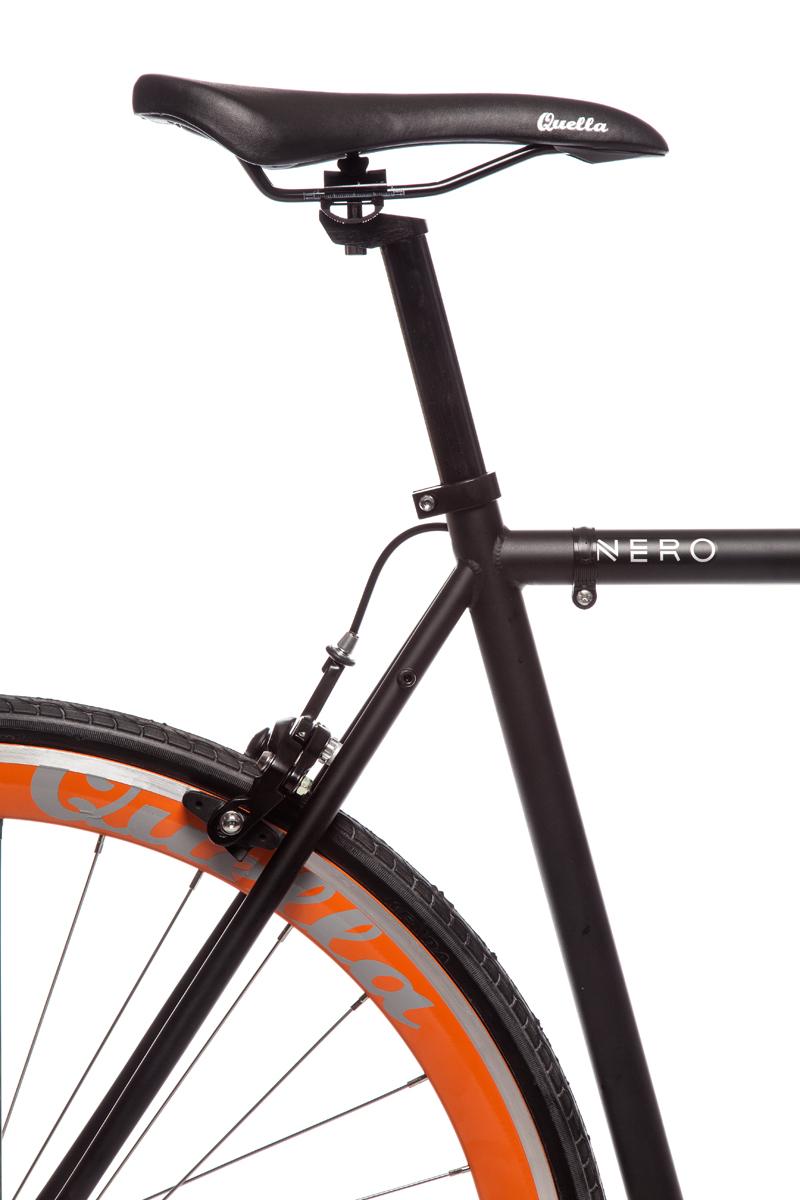 Nero with Orange Wheelset