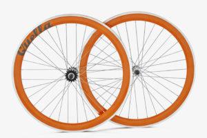 Orange 40mm Deep-V Wheelset