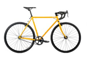 Quella Evo Orange Bicycle