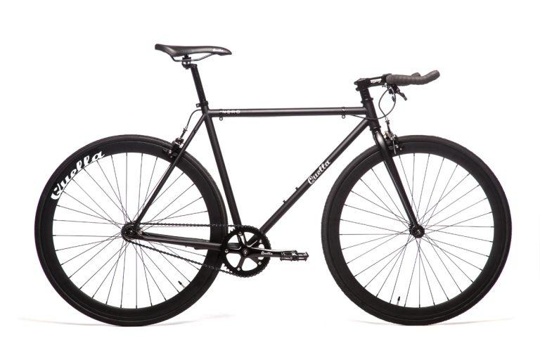 Quella Nero Black Bicycle