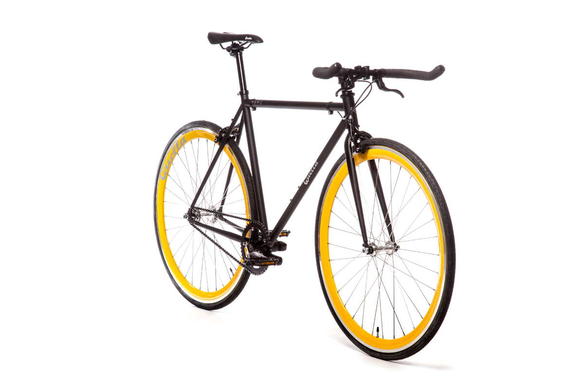 Nero with Yellow Wheelset