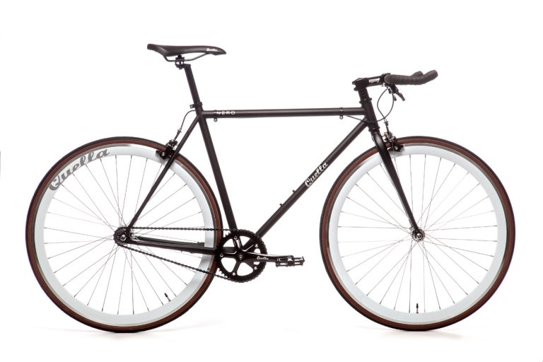 Quella Nero White Bicycle