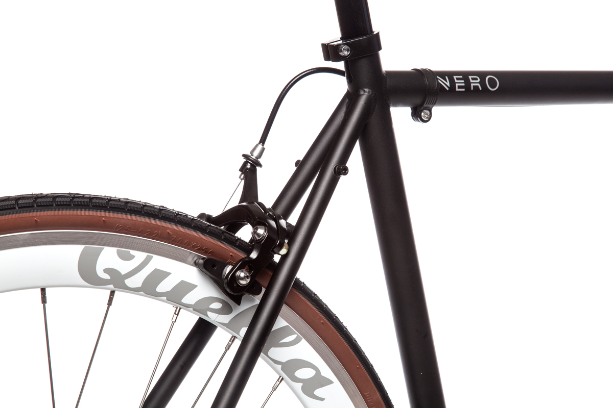 Nero with White Wheelset