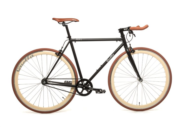 Quella Nero Cappuccino Bicycle