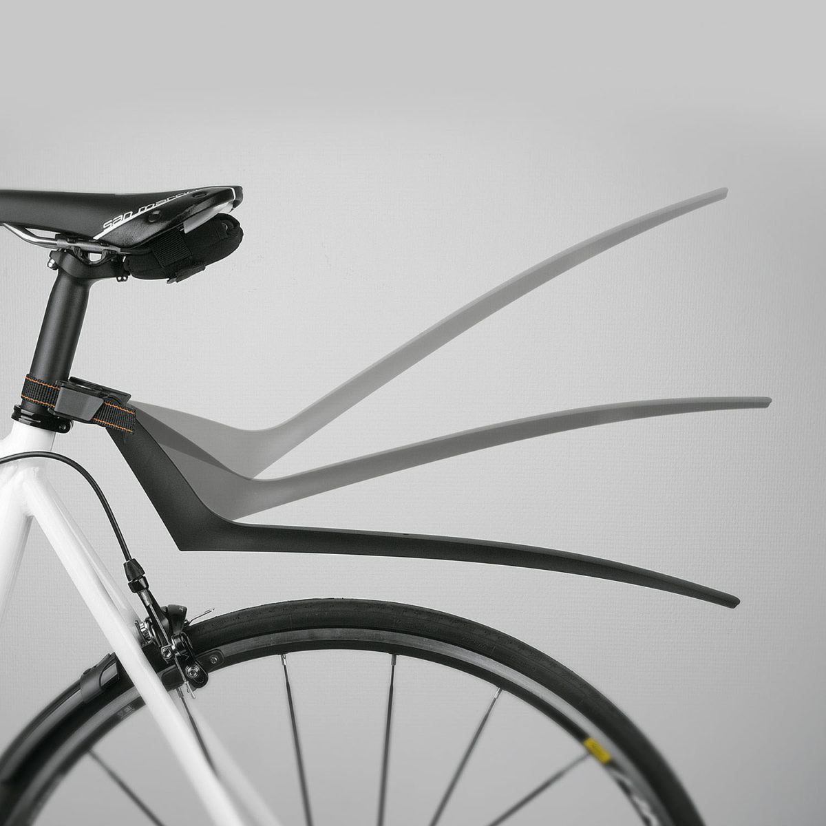 SKS S-Blade Quick Release Rear Mudguard