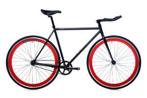Quella Red Nero Bicycle