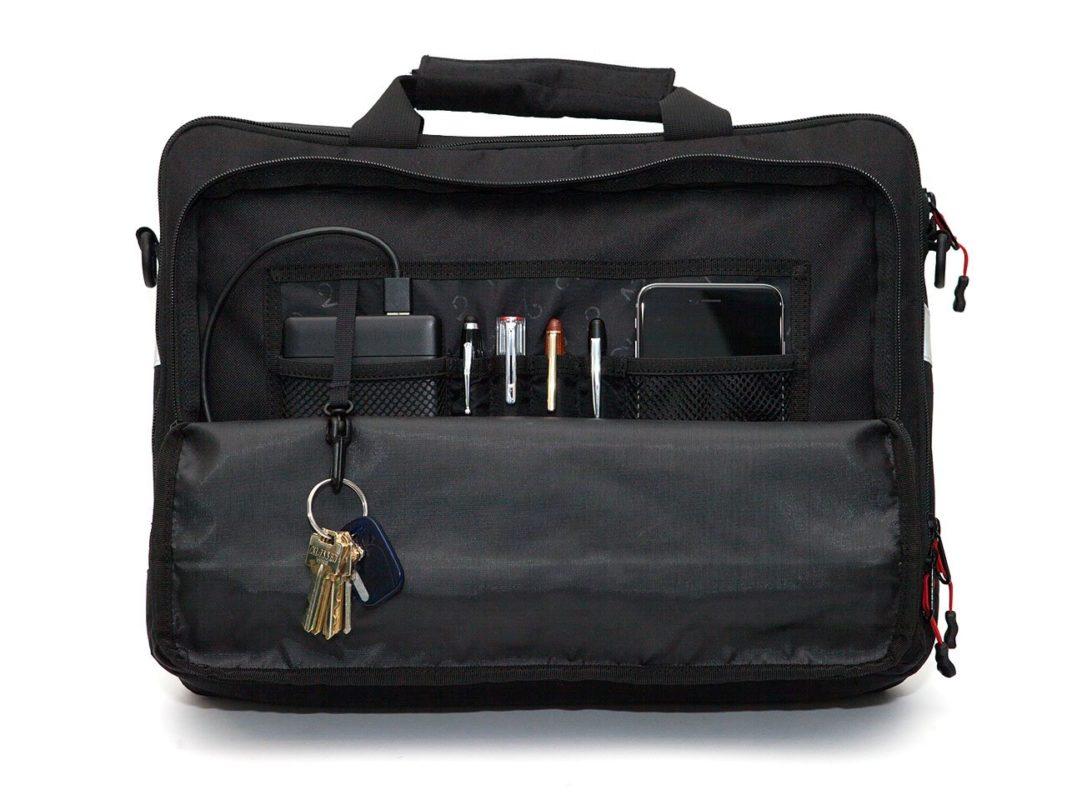Briefcase_Black_FrontPocket