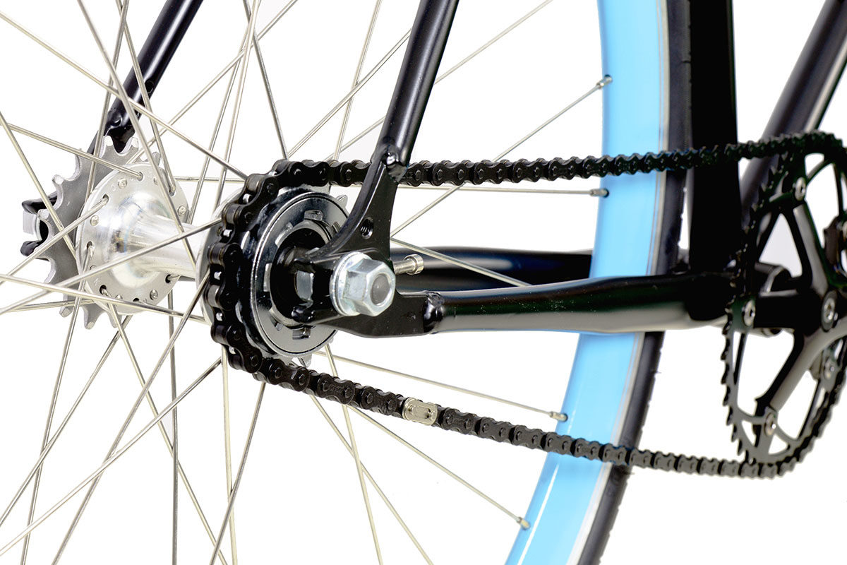 Sky Blue Wheelset