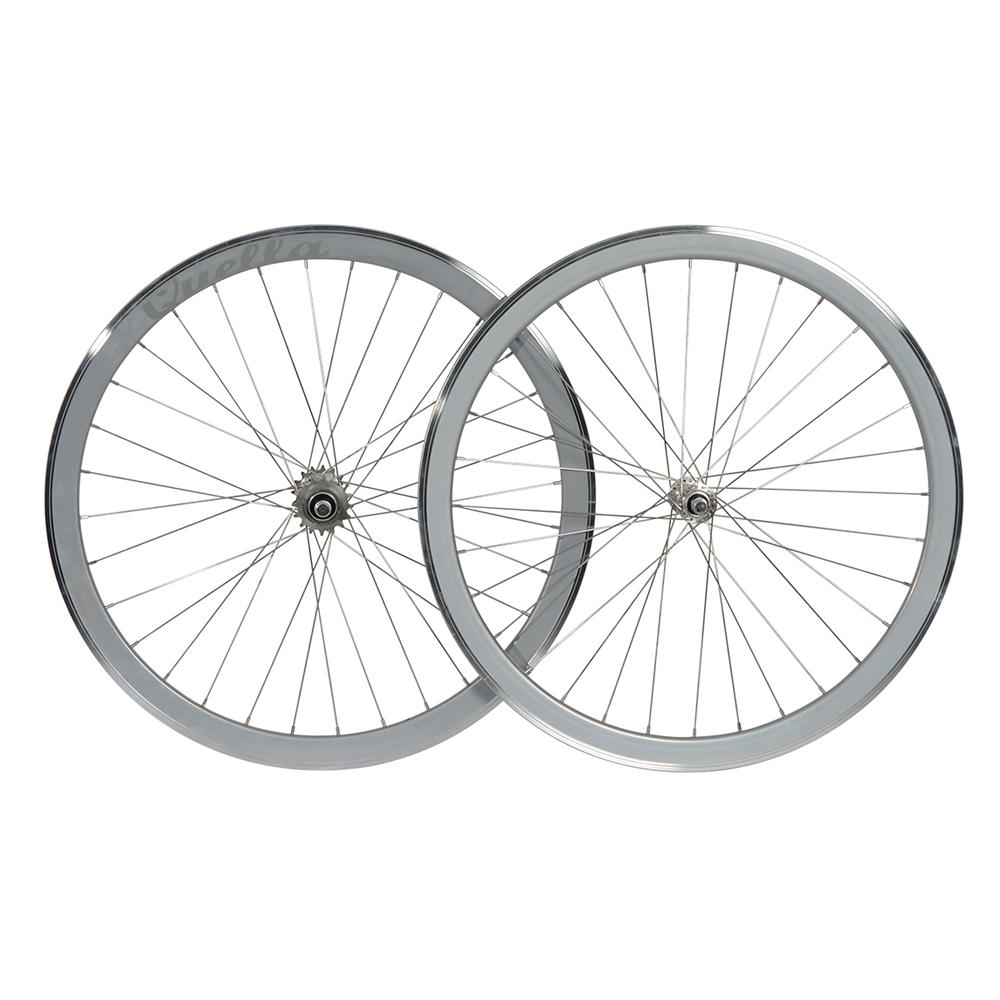 Wheelset-silver