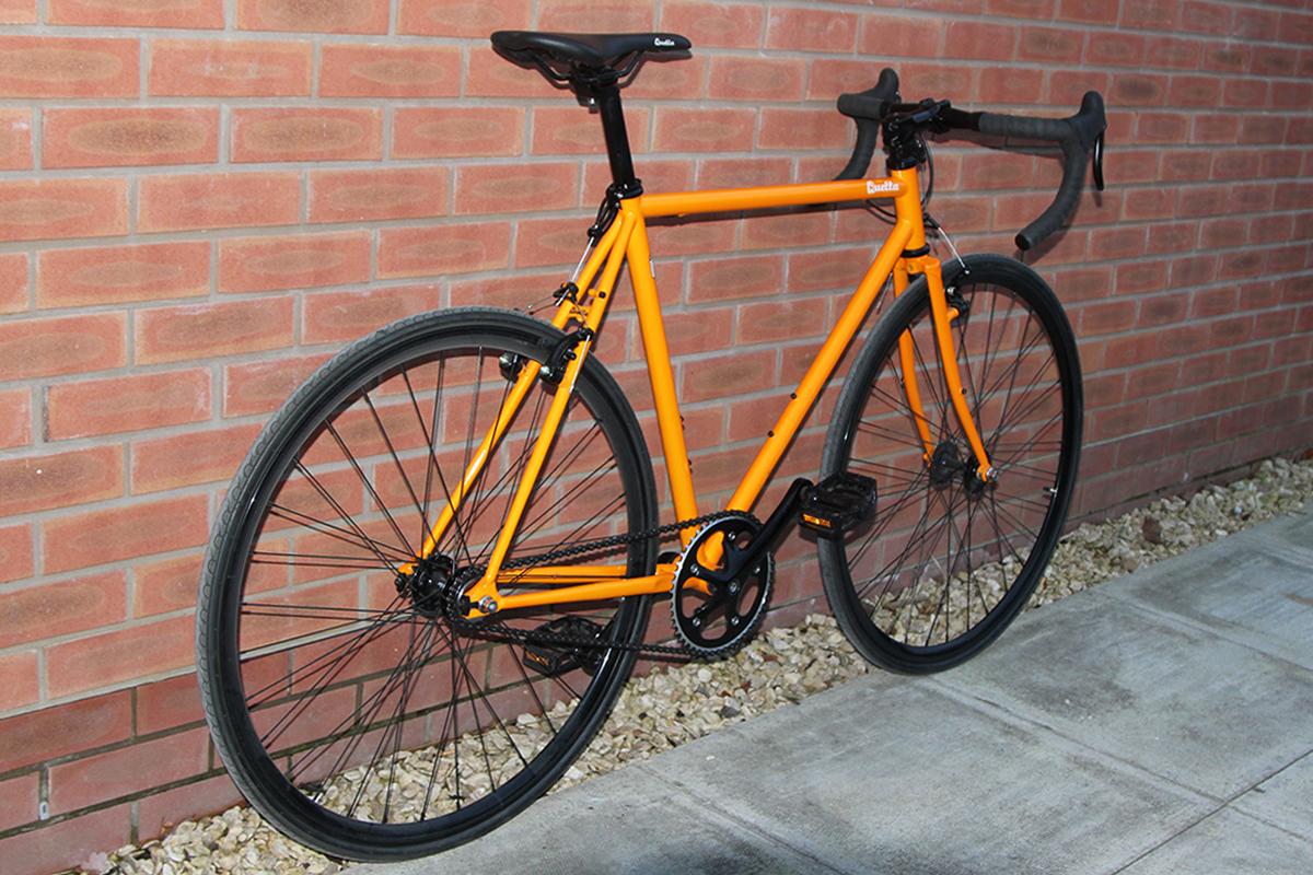 Ex-010 Orange Evo 56 e