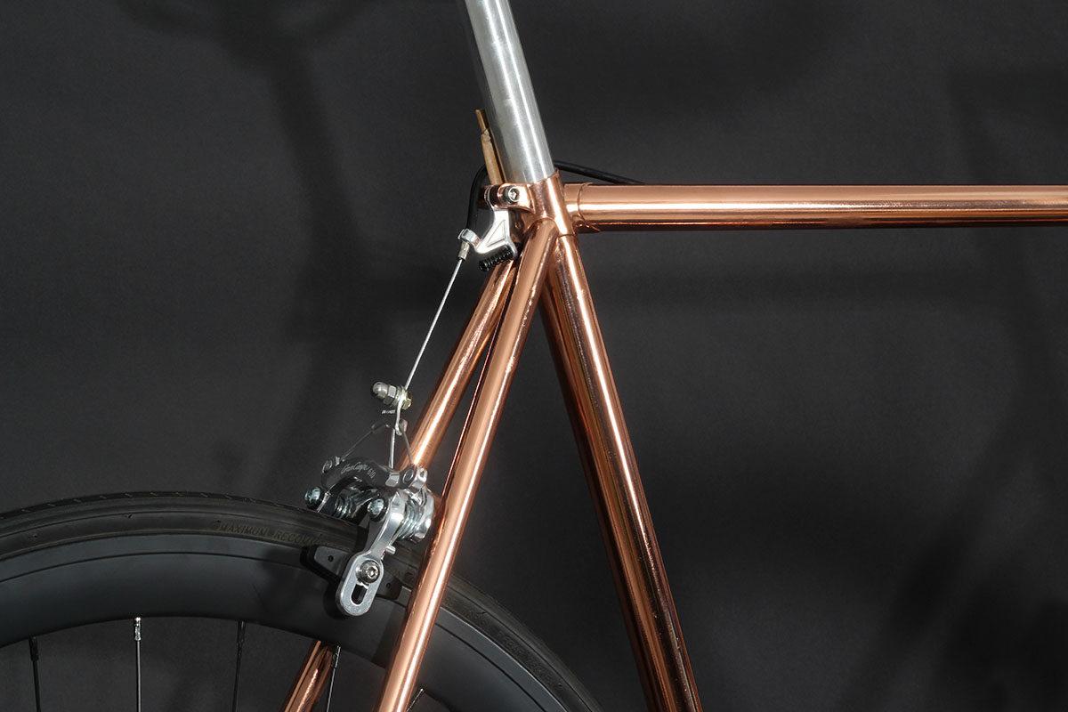 Pista Drop Bar Copper 4