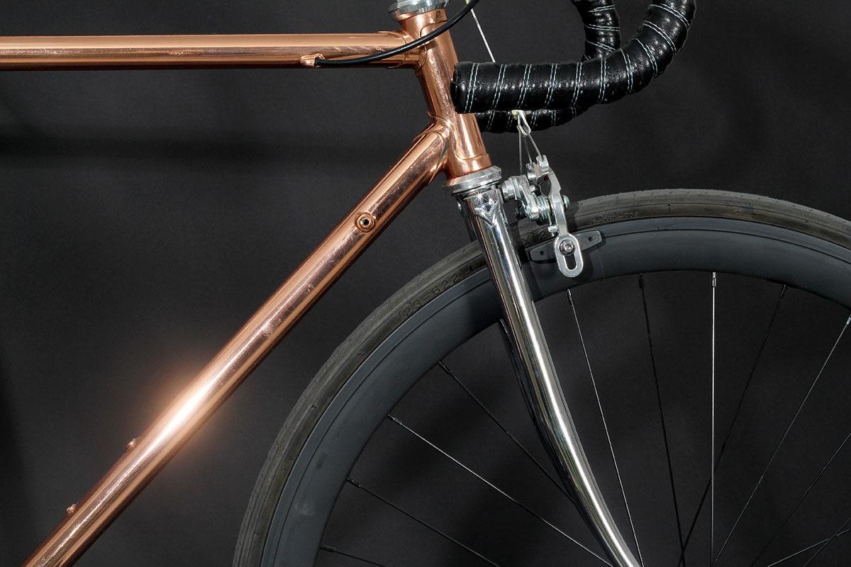 Pista Drop Bar Copper 8