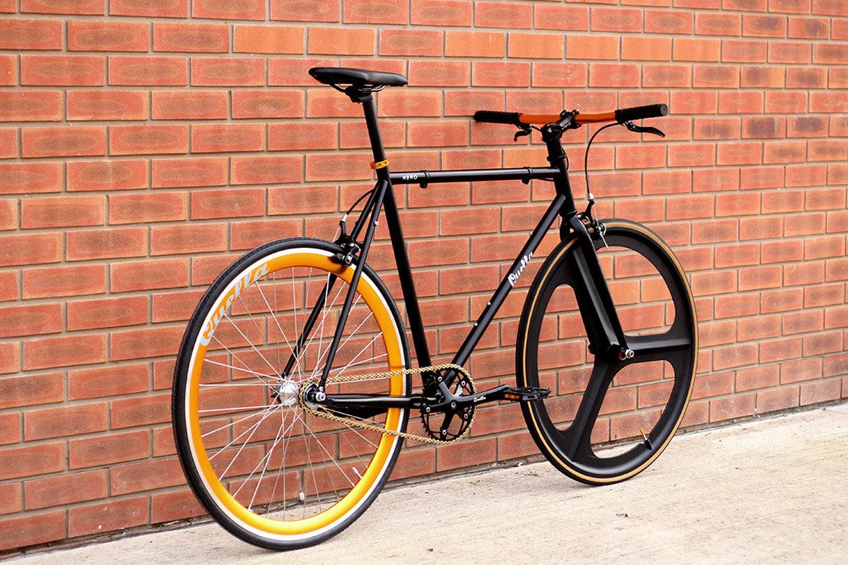SE-051 Nero Gold 58 Mag Wheel 6