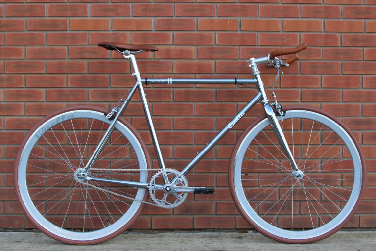Single speed Quella bicycle