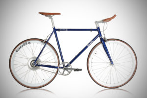 Quella Oxford Electric single speed bicycle