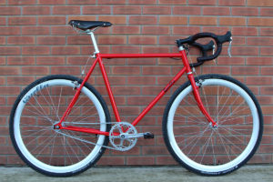 Quella single speed bicycle