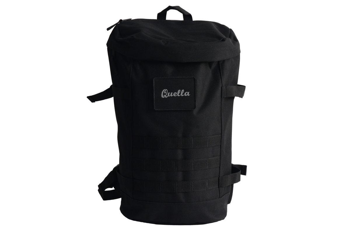 Quella Bag – Black – Front