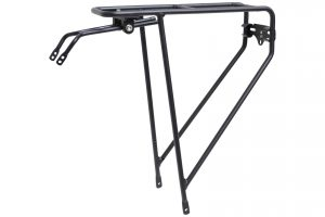 Tortec Tour Ultralite Rear Rack - Black