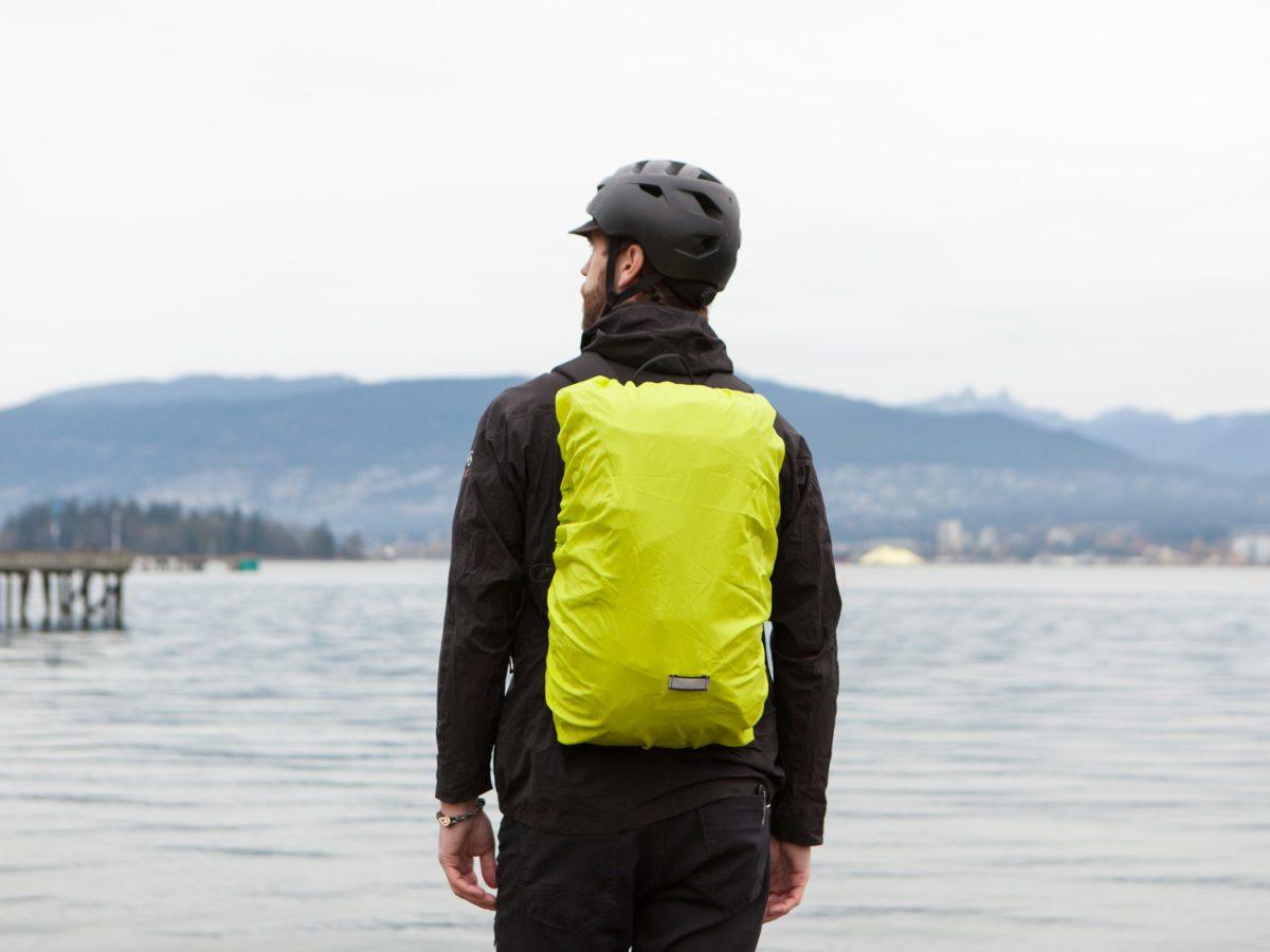 Two Wheel Gear – Commute Backpack – Rain Cover