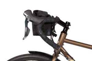 Mini handlebar bag black