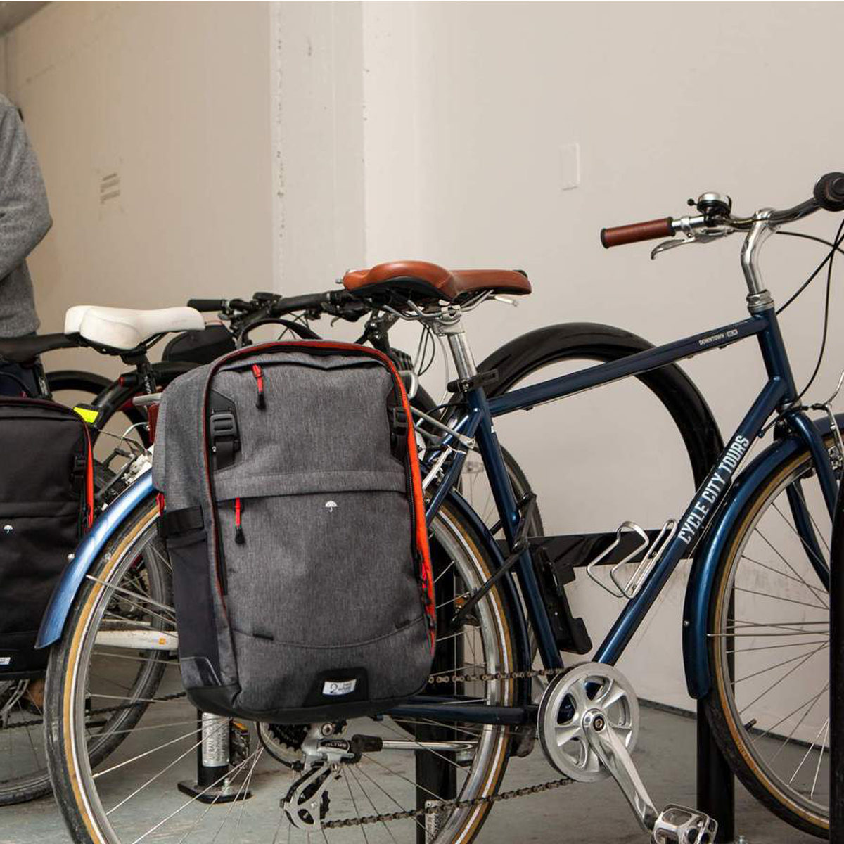 Pannier Backpack Convertible – Lite 2