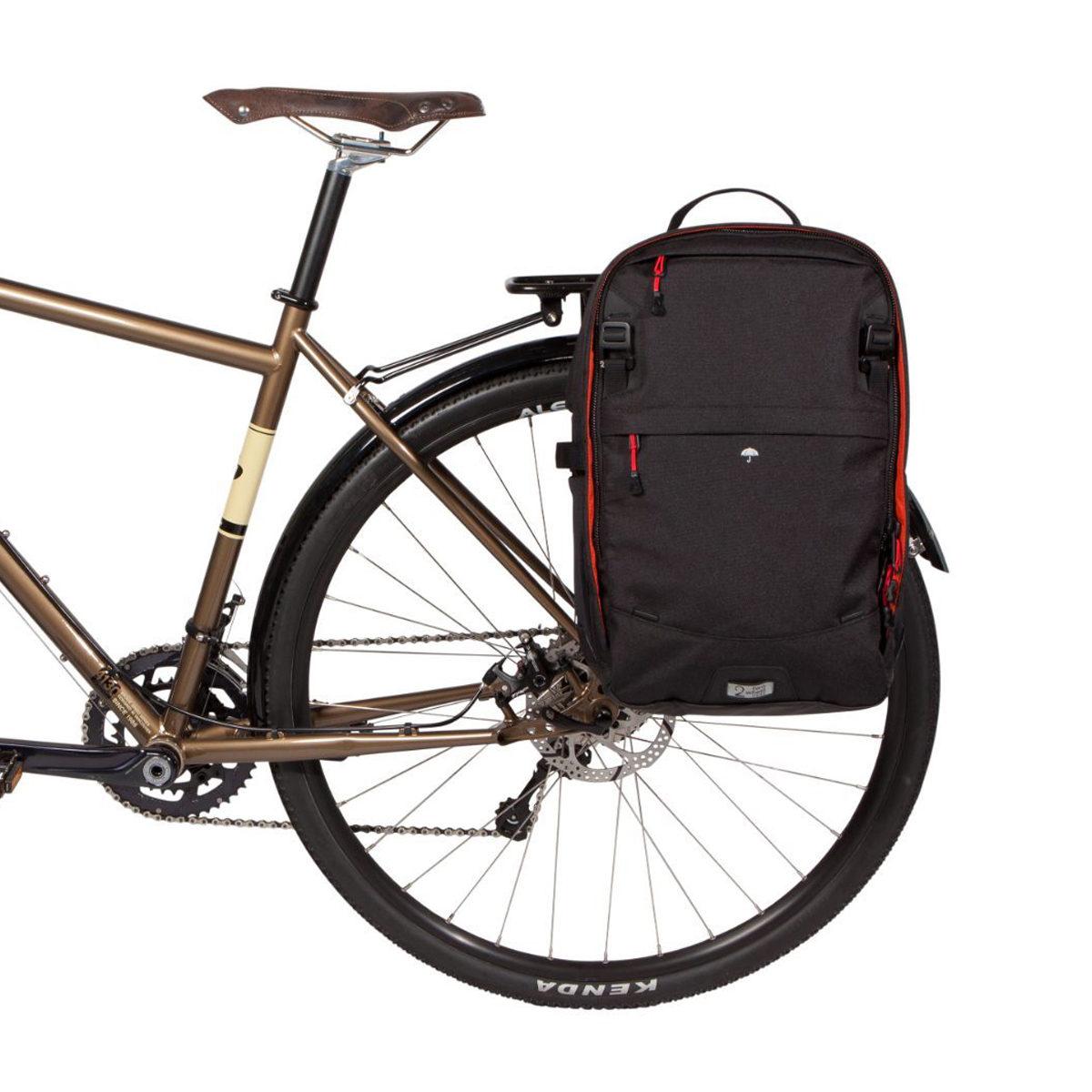 Pannier Backpack Convertible – Lite 9