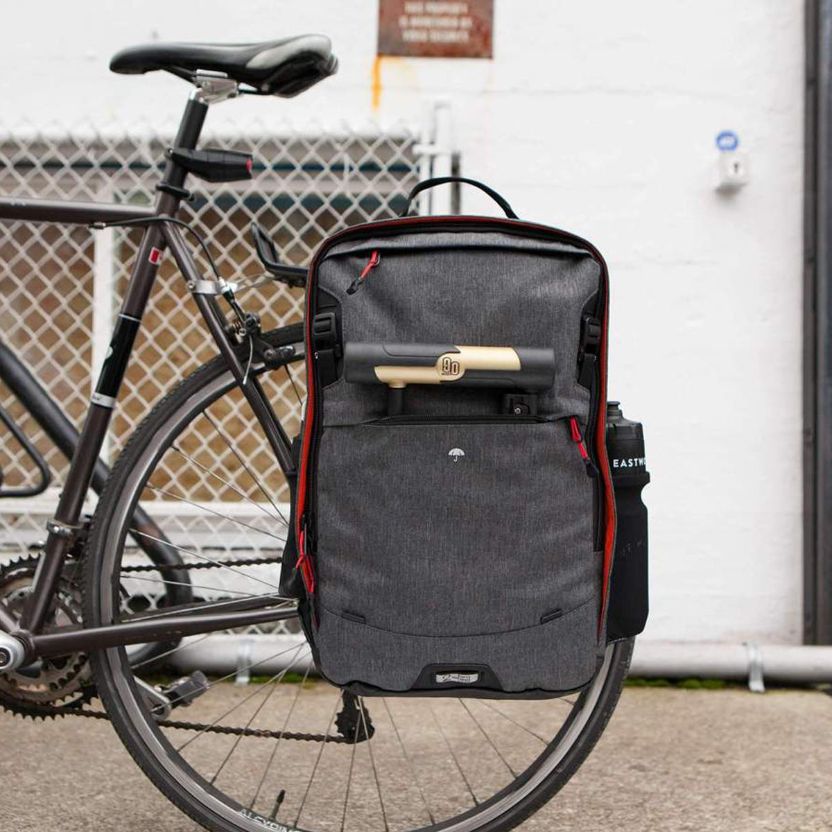 Pannier Backpack Convertible – Plus 10