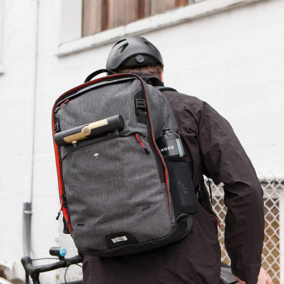 Pannier Backpack Convertible – Plus 11