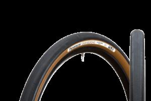 Panaracer Gravelking TLC Folding Tyre 700x32 tyre - Black/Brown