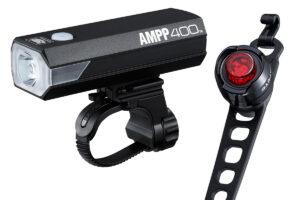 Cateye Ampp 400 / Orb Set